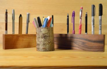 Shrink Box and Pencil Holders