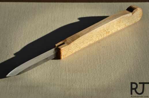 long handled paring knife
