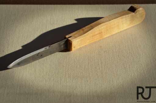 safe paring knife